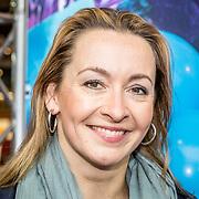 NLD/Amsterdam/20170318 - première De Smurfen en het Verloren Dorp, Cynthia Abma