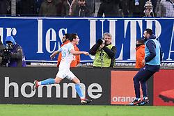 January 13, 2019 - Marseille, France - 26 FLORIAN THAUVIN (OM) - JOIE (Credit Image: © Panoramic via ZUMA Press)
