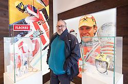 09.01.2017, Flachau, AUT, FIS Weltcup Ski Alpin, Flachau, Pressekonferenz, Präsentation Hermann-Maier-Galerie, im Bild Erich Spiess // Erich Spiess during a press conference to the presentation of new Hermann Maier Galerie as a side event of Flachau FIS ski alpine world cup. Flachau, Austria on 2017/01/09. EXPA Pictures © 2017, PhotoCredit: EXPA/ Johann Groder