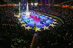 Overview arena<br /> World Cup Final Jumping - Las Vegas 2007<br /> © Hippo Foto - Dirk Caremans