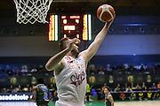Milan Macvan<br /> EA7 Emporio Armani Milano - Cantine Due Palme Brindisi<br /> Poste Mobile Final Eight F8 2017 <br /> Lega Basket 2016/2017<br /> Rimini, 16/02/2017<br /> Foto Ciamillo-Castoria / M. Brondi