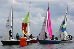 The Silvers Marine Scottish Series 2014, organised by the  Clyde Cruising Club,  celebrates it's 40th anniversary.<br /> Sonata Fleet, GBR8243N , Peshwa IV , Timothy Tindal , CCC, 8098N, Serenity, D Guthire/J Park, FYC, GBR8215N, Red Hot Poker, Murray Caldwell, Cove SC, 8088N, Jon Panda, Tim Eltringham, FYC<br /> Final day racing on Loch Fyne from 23rd-26th May 2014<br /> <br /> Credit : Marc Turner / PFM