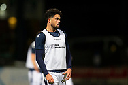 06/10/2020: Dundee FC train at Kilmac Stadium after their Betfred Cup match against Forfar Athletic was postponed due to a positive COVID test result for one of the Forfar players: Declan McDaid of Dundee <br /> <br /> <br />  :©David Young: davidyoungphoto@gmail.com: www.davidyoungphoto.co.uk