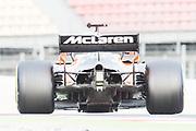 March 7-10, 2017: Circuit de Catalunya. Fernando Alonso (SPA), McLaren Honda,  MCL32  diffuser detail photo