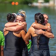 NZ Girls @ World Juniors RIO 2015