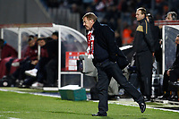 FOOTBALL - FRENCH CHAMPIONSHIP 2011/2012 - L1 - LILLE OSC v STADE BRESTOIS  - 26/11/2011 - CHRISTOPHE ELISE / DPPI - ALEX DUPONT (STADE BRESTOIS)