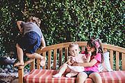 Snyder Family photos, just a fun family