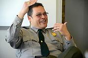 David Vela is the new superintendent for Grand Teton National Park.