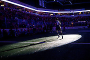 Nick Stavrou (23) of the Dallas Sidekicks takes the field before kickoff against the Rockford Rampage at the Allen Event Center on Saturday, February 9, 2013 in Little Elm, Texas. (Cooper Neill/The Dallas Morning News)
