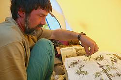 Bruce Bennett & Scott Organizing Plants