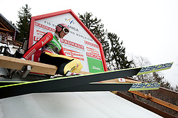 Severin Freund of Germany during Flying Hill Team at 3rd day of FIS Ski Jumping World Cup Finals Planica 2011, on March 19, 2011, Planica, Slovenia. (Photo by Vid Ponikvar / Sportida)