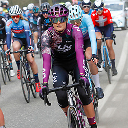 27-02-2021: Wielrennen: Omloop Het Nieuwsblad - Vrouwen: Gent<br />Jeanne Korevaar