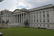 The Treasury Department on August 1, 2011