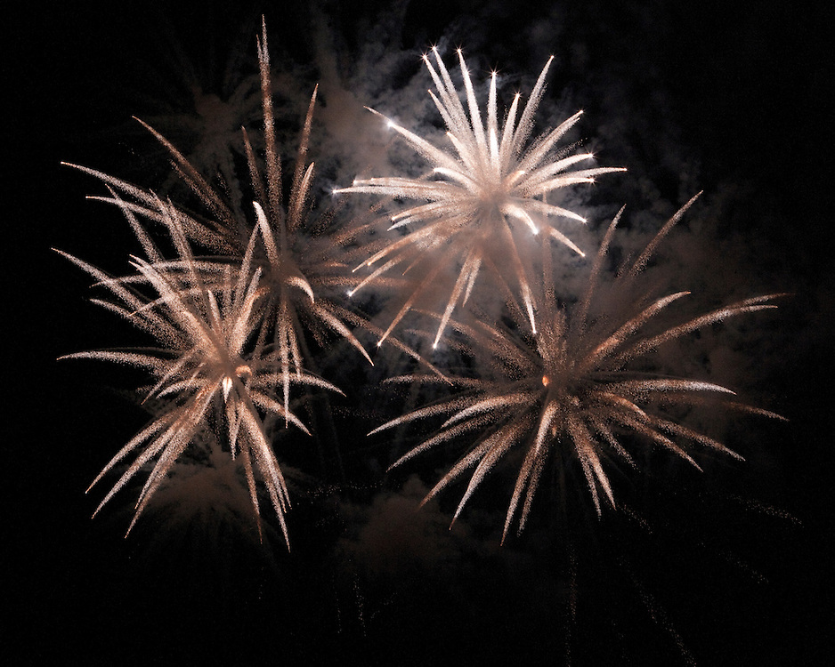 Fire Works display