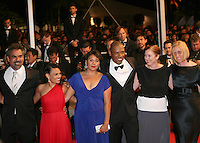 attending the gala screening of The Sapphires at the 65th Cannes Film Festival. Saturday 19th May 2012 in Cannes Film Festival, France.