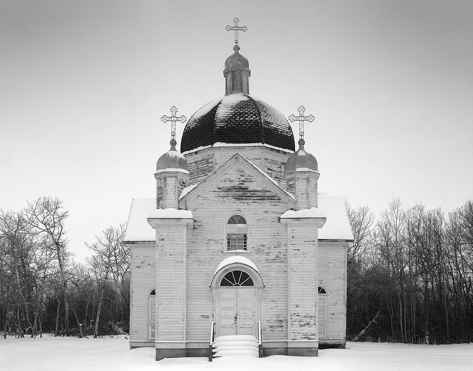 Church of the Ascension of Our Lord Jesus Christ, Whitkow, SK
