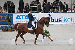 Minderhoud Hans Peter (NED) - Exquis Nadine<br /> Nederlands Kampioenschap Dressuur - De Steeg 2009<br /> Photo © Dirk Caremans