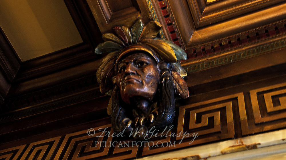 Smith Tower, Seattle, Chief Seattle