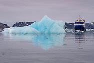 m/s Quest, Björnfjorden, Svalbard, Norway, Arctic