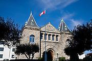 Court House, Nanaimo, Vancouver Island, British Columbia, Canada