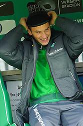 13.11.2010, Weser Stadion, Bremen, GER, 1.FBL, Werder Bremen vs 1. FC Eintracht Frankfurt im Bild  Marko Arnautovic (Werder #07 )   EXPA Pictures © 2010, PhotoCredit: EXPA/ nph/  Kokenge+++++ ATTENTION - OUT OF GER +++++