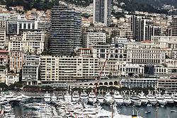 May 24, 2018 - Montecarlo, Monaco - General view of Monaco circuit  during the Monaco Formula One Grand Prix  at Monaco on 24th of May, 2018 in Montecarlo, Monaco. (Credit Image: © Xavier Bonilla/NurPhoto via ZUMA Press)