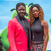 NLD/Amsterdam/20190814 - Premiere Angry Birds 2, Andre Dongelmans en .......