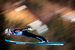31.12.2017, Olympiaschanze, Garmisch Partenkirchen, GER, FIS Weltcup Ski Sprung, Vierschanzentournee, Garmisch Partenkirchen, Qualifikation, im Bild Robert Johansson (NOR) // Robert Johansson of Norway during his Qualification Jump for the Four Hills Tournament of FIS Ski Jumping World Cup at the Olympiaschanze in Garmisch Partenkirchen, Germany on 2017/12/31. EXPA Pictures © 2018, PhotoCredit: EXPA/ JFK