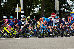 Alicia Gonzalez (ESP) in the bunch at Boels Ladies Tour 2019 - Stage 5, a 154.8 km road race from Nijmegen to Arnhem, Netherlands on September 8, 2019. Photo by Sean Robinson/velofocus.com