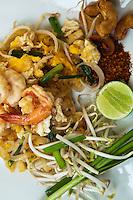 Pad Thai, the National Dish of Thailand