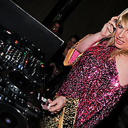 NLD/Amsterdam/20110214 - Onthulling nieuwe pump Chick Shoes ism I Love Fashion News, Mayday als dj