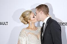 Paris Hilton Announces Engagement - 2 Jan 2018