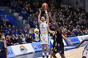 Carlino Matt<br /> Vanoli Cremona - Fiat Torino<br /> Lega Basket Serie A 2016/2017<br /> Cremona 12/02/2017<br /> Foto Ciamillo-Castoria