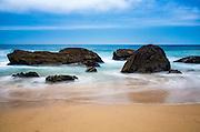 Crystal Cove State Park and Beach Laguna Beach California