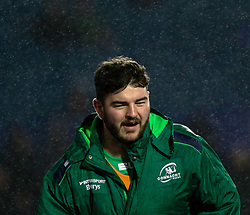 Matthew Burke of Connacht<br /> <br /> Photographer Simon King/Replay Images<br /> <br /> Guinness PRO14 Round 14 - Cardiff Blues v Connacht - Saturday 26th January 2019 - Cardiff Arms Park - Cardiff<br /> <br /> World Copyright © Replay Images . All rights reserved. info@replayimages.co.uk - http://replayimages.co.uk