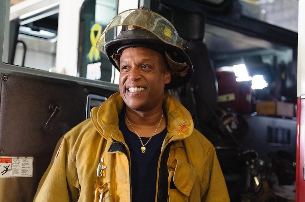 Providence RI Firefighter.