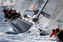 © Sander van der Borch. Marseille - FRANCE,  June 5th 2008. AUDI MEDCUP  in Marseille  (2/7 June 2008). Coastal race.