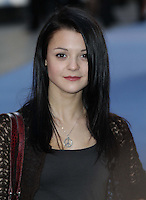 Kathryn Prescott The Death And Life Of Charlie St. Cloud UK Premiere, Empire Cinema, Leicester Square, London, UK, 16 September 2010: For piQtured Sales contact: Ian@Piqtured.com +44(0)791 626 2580 (Picture by Richard Goldschmidt/Piqtured)