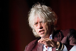 © Licensed to London News Pictures. 24/07/2014. Musician and Campaigner Sir Bob Geldof speaks during a session of the 20th International AIDS conference held in Melbourne Australia. Photo credit : Asanka Brendon Ratnayake/LNP