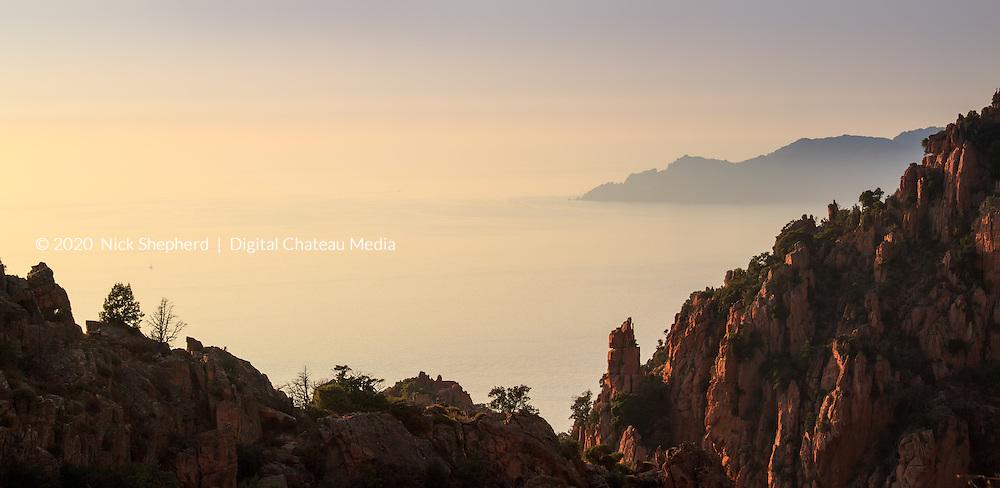 Calanches di Piana, Corsica, France