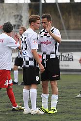 Fotball Match Star Team Montecarlo vs Nazionale Piloti. 23 May 2018 Pictured: Mick Schumacher. Photo credit: MEGA TheMegaAgency.com +1 888 505 6342