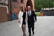 REBEKAH WADE; RUPERT MURDOCH, Summer party hosted by Rupert Murdoch. Oxo Tower, London. 17 June 2009