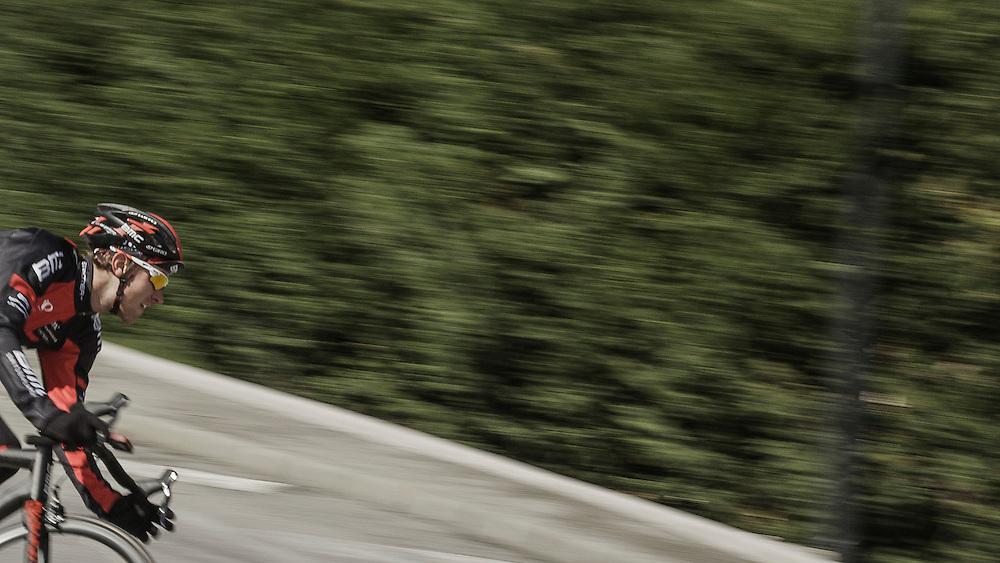 Rider: Tejay Van Garderen<br /> Location: Lugano (Switzerland)<br /> Client: BMC Cycling
