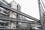 Nederland, Rotterdam, 30-12-2016De Van Nelle fabriek, gebouwd tussen 1926 en 1930, wordt gezien als het meest toonaangevende gebouw uit de stroming het Nieuwe Bouwen. Sinds 1983 is de fabriek een rijksmonument. In 2000, na het vertrek van het bedrijf Van Nelle, is het complex volledig herontwikkeld. Door de Europese Unie en Europa Nostra is de restauratie en het hergebruik van de Van Nelle Ontwerpfabriek in 2008 onderscheiden met de hoogste prijs voor Europees Cultureel Erfgoed projecten.Foto: Flip Franssen