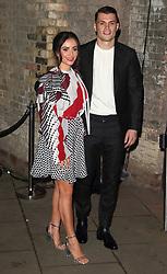February 18, 2019 - London, United Kingdom - Leonita Xhaka and Granit Xhaka at the Naked Heart Foundation's Fabulous Fund Fair at the Roundhouse, Chalk Farm (Credit Image: © Keith Mayhew/SOPA Images via ZUMA Wire)