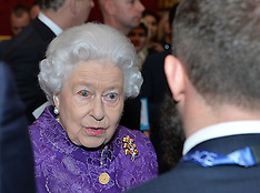 London An audience with the Queen 1 Nov 2016