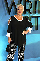 Denise Welch, A Wrinkle In Time - European Premiere, BFI IMAX, London UK, 13 March 2018, Photo by Richard Goldschmidt