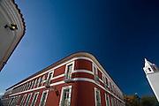 Merida_VEN, Venezuela...Fachada de casarao historico em Merida, Venezuela...Historical old house in Merida, Venezuela...Foto: JOAO MARCOS ROSA / NITRO