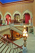 Pennsylvania Academy of the Fine Arts, Interior View, Philadelphia, PA