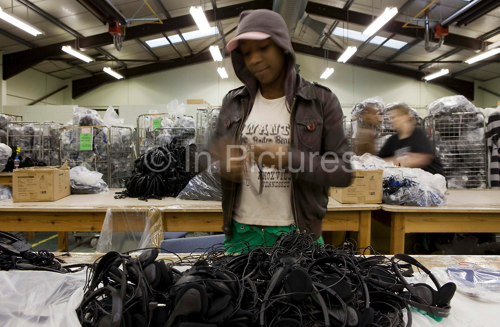 Airline headphone sorting. Piece work. £5 per week. £6 if enhanced. plus £6 per 500. Each one is stripped, re-sponged, folded and bagged. HM Prison Downview is a women's closed category prison. Downview is located on the outskirts of Banstead in Surrey, England. The prison is operated by Her Majesty's Prison Service. Downview Prison holds adult Sentenced Female prisoners and convicted and remanded female juveniles. The prison holds approximately 50% foreign nationals. Downview is divided into 4 Wings, A,B,C,D (D wing is a resettlement Wing), and the Juvenile Unit. All wings have single cell accommodation with in-cell electricity. The prison offers vocational training courses and NVQs for inmates. The resettlement wing provides opportunities for inmates to work and receive education outside the prison.